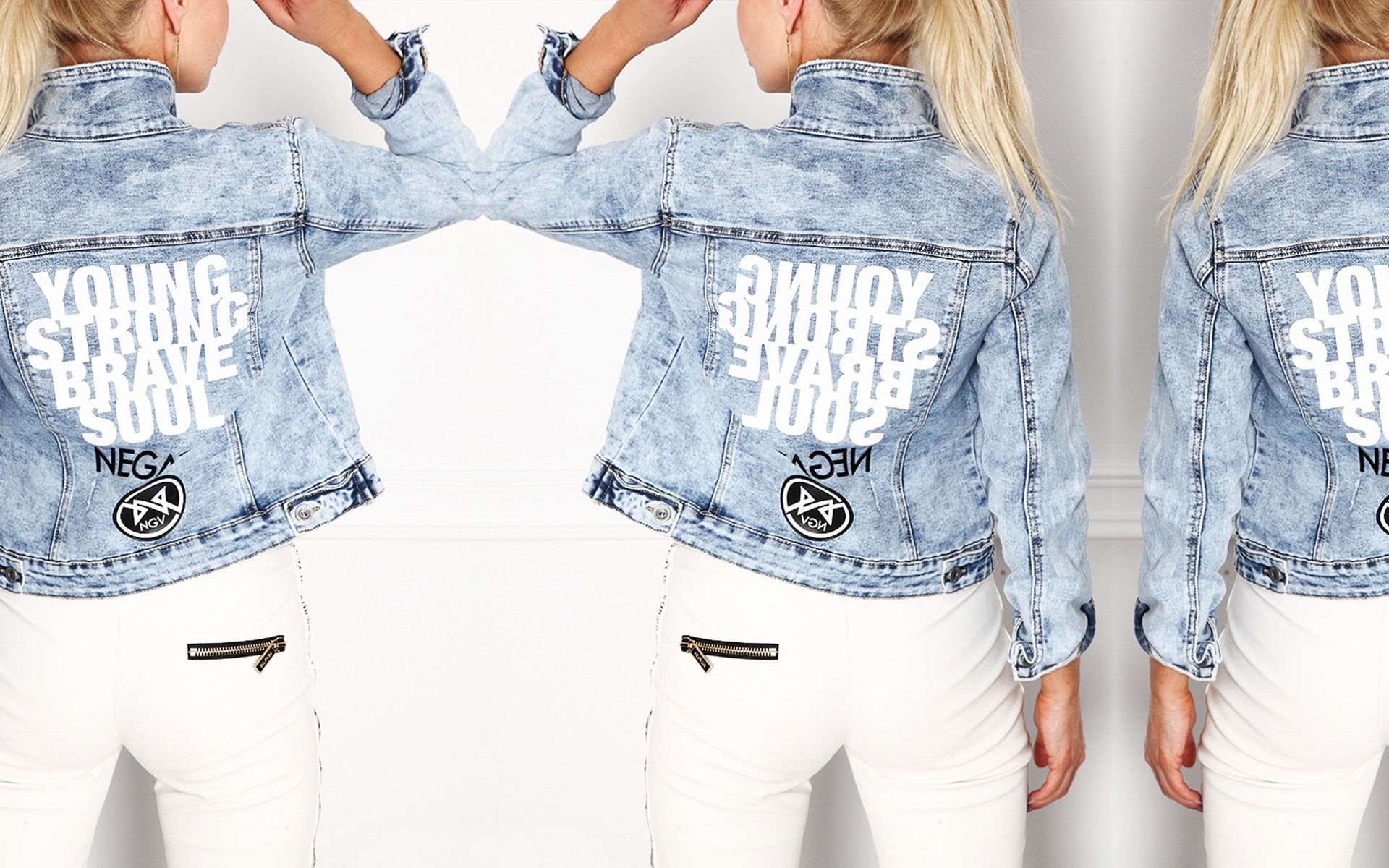 Young, Strong, Brave Soul Jacket